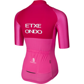 Etxeondo Ona Aero Maillot Manga Corta Mujer, pink
